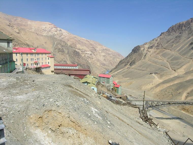 Thị trấn khai thác mỏ Sewell ảnh 1