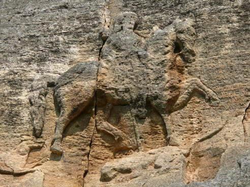 Kỵ sĩ Madara - dấu ấn nghệ thuật trung cổ châu Âu ảnh 4