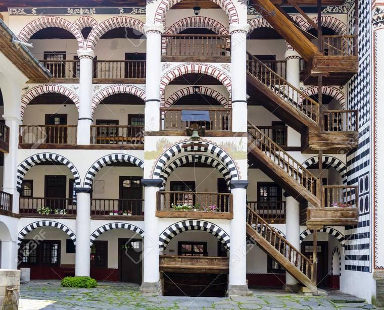 Tu viện Thánh Rila ảnh 1