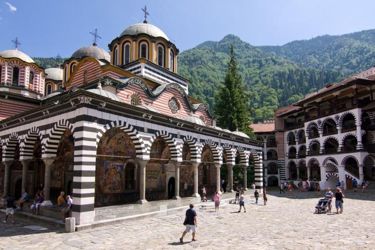 Tu viện Thánh Rila ảnh 4
