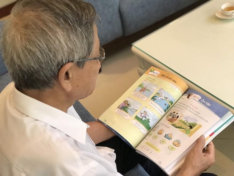 GS Nguyễn Minh Thuyết: Có những chuyện không hay lắm trong cạnh tranh sách giáo khoa ảnh 3