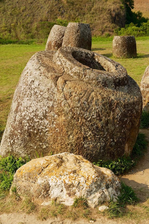 Cánh đồng Chum nước Lào ảnh 4