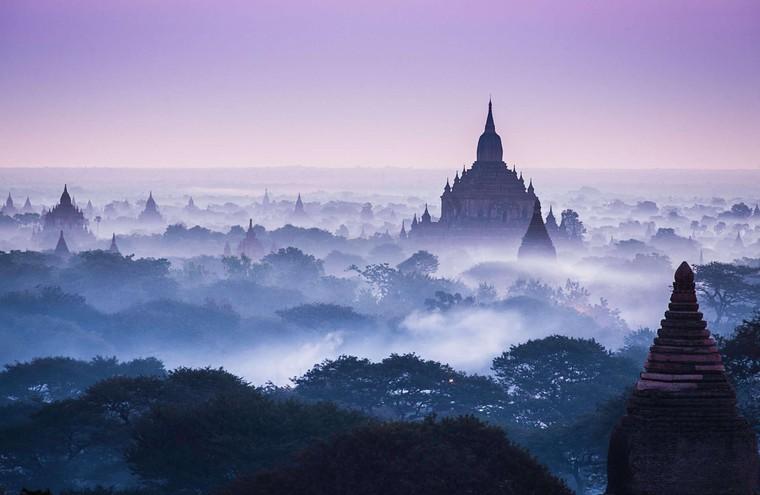 Cố đô Bagan ảnh 5