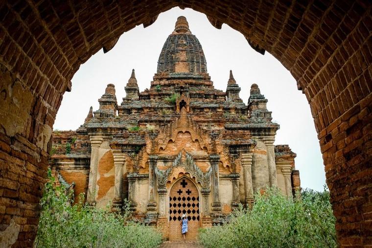 Cố đô Bagan ảnh 6