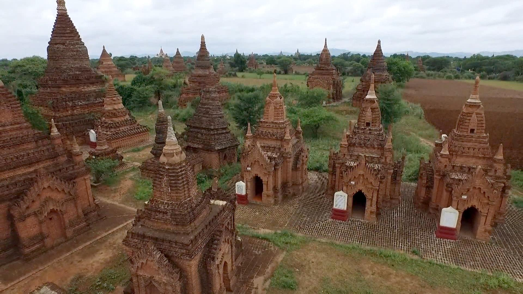 Cố đô Bagan ảnh 8