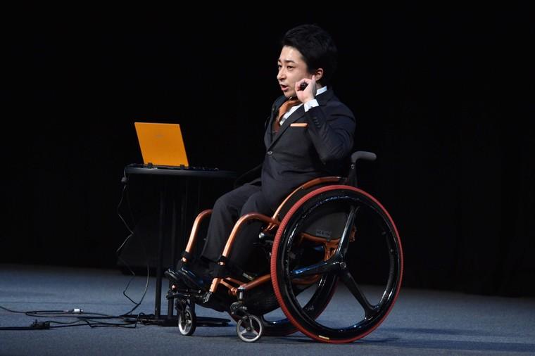 UNESCO tôn vinh sự cố gắng của người khuyết tật ảnh 1