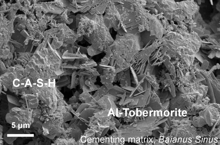 Hé lộ những bí ẩn về bê tông siêu bền của La Mã ảnh 1