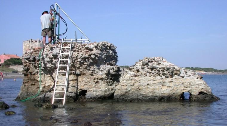Hé lộ những bí ẩn về bê tông siêu bền của La Mã ảnh 2