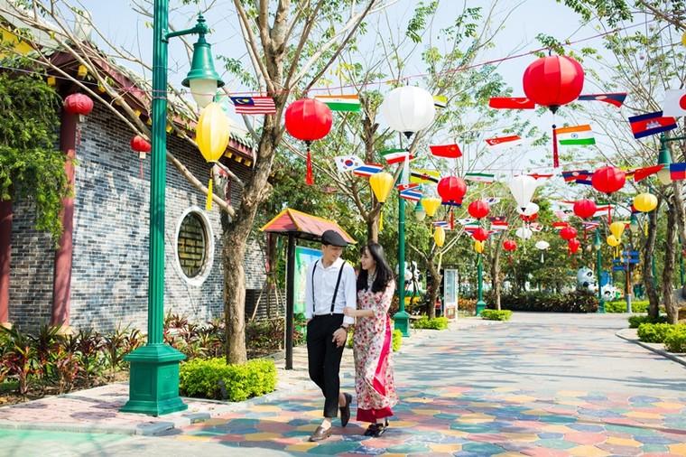 """Giới trẻ háo hức chờ đón Lễ hội """"Mai vàng sắc xuân"""" Sun World Danang Wonders ảnh 1"""