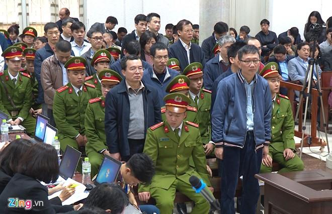 Ông Đinh La Thăng bị đề nghị 14-15 năm tù ảnh 1