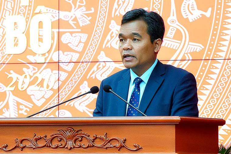 Công bố quyết định của Bộ Chính trị chuẩn y tân Bí thư Tỉnh ủy ảnh 2