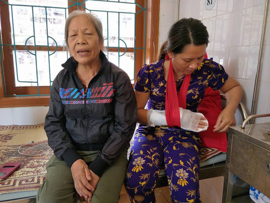 Bộ trưởng Kim Tiến lên tiếng về vụ nữ bác sĩ bị chém bằng dao ảnh 1