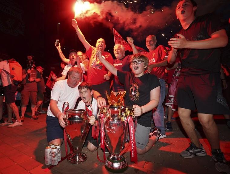 Liverpool vô địch Ngoại hạng Anh: 'Cỗ máy chiến thắng' hoàn hảo' ảnh 3