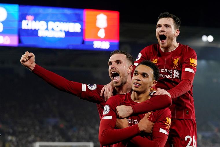 Liverpool vô địch Ngoại hạng Anh: 'Cỗ máy chiến thắng' hoàn hảo' ảnh 5