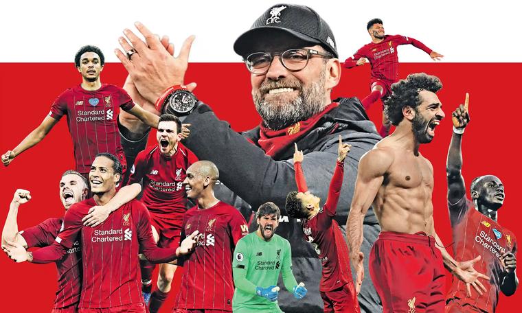 Liverpool vô địch Ngoại hạng Anh: 'Cỗ máy chiến thắng' hoàn hảo' ảnh 1