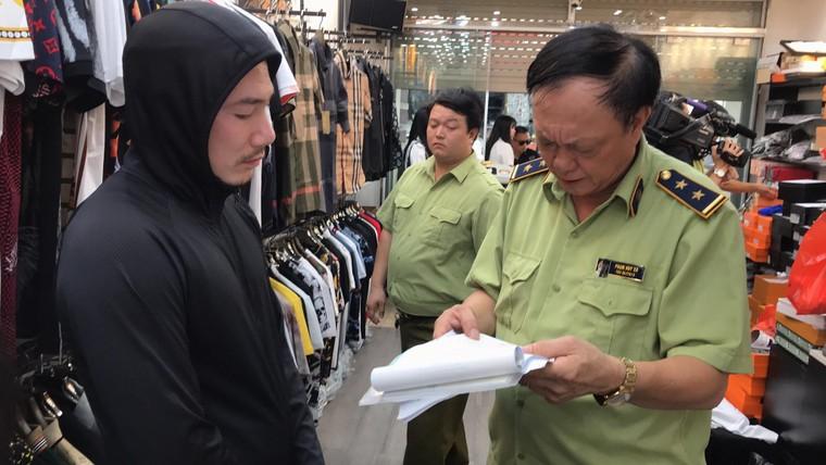 Bắc Ninh ra quân kiểm tra 7 cơ sở kinh doanh hàng giả ảnh 1