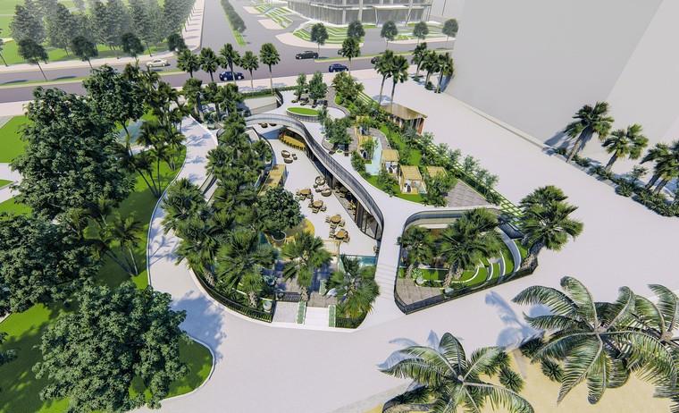 Tầm nhìn đắt giá tại biểu tượng kiến trúc mới của Quy Nhơn ảnh 1