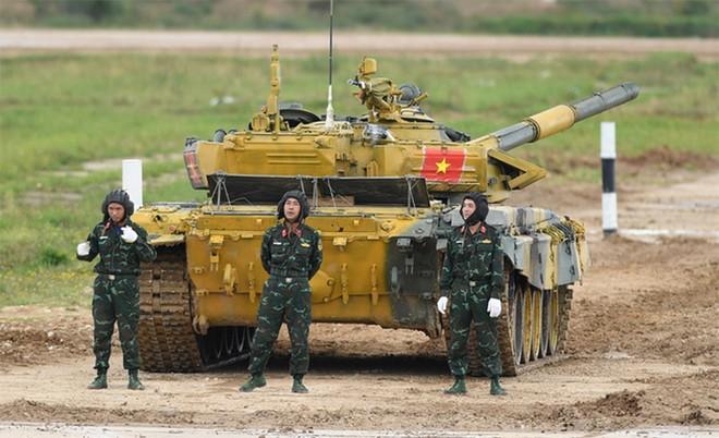 Đội tuyển Xe tăng Việt Nam sẵn sàng cho vòng Bán kết Army Games 2020 ảnh 1