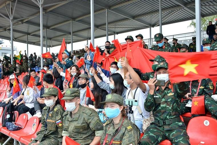 Đội tuyển Xe tăng Việt Nam sẵn sàng cho vòng Bán kết Army Games 2020 ảnh 2
