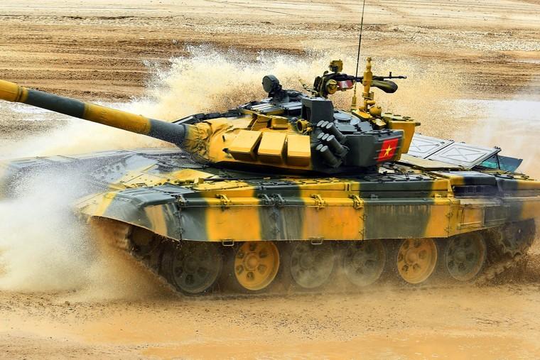 Đội tuyển Xe tăng Việt Nam sẵn sàng cho vòng Bán kết Army Games 2020 ảnh 3