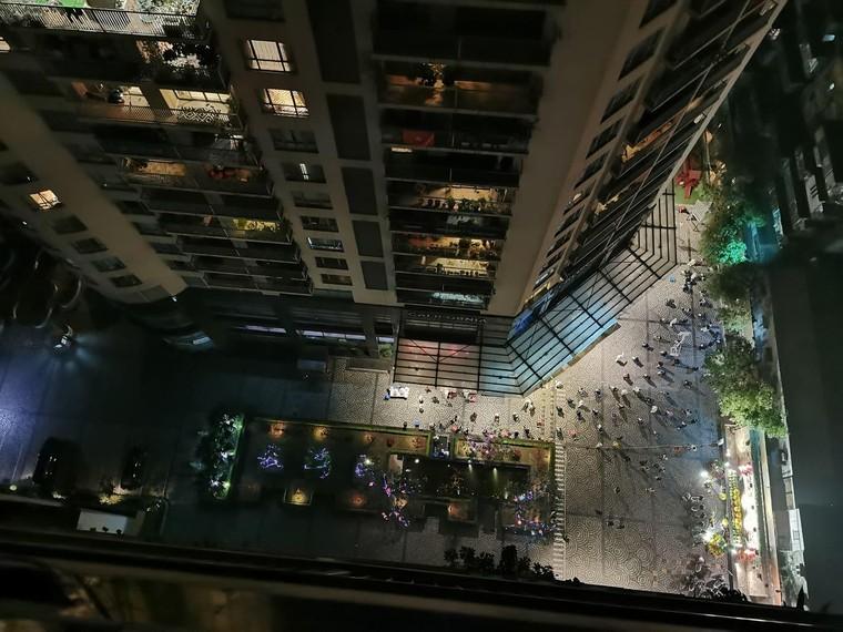Xét nghiệm cư dân chung cư 88 Láng Hạ trong đêm ảnh 1