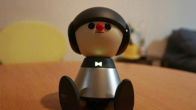 Nhận nuôi robot trong mùa dịch ảnh 1