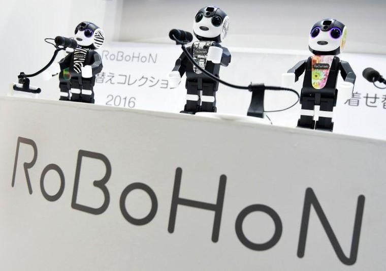 Nhận nuôi robot trong mùa dịch ảnh 2
