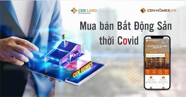 Cen Land (CRE): Bứt tốc nhanh chóng, mục tiêu đột phá 2021 ảnh 1