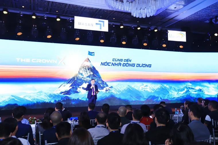 Masan Group đặt mục tiêu doanh thu thuần từ 92.000 - 102.000 tỷ đồng ảnh 1