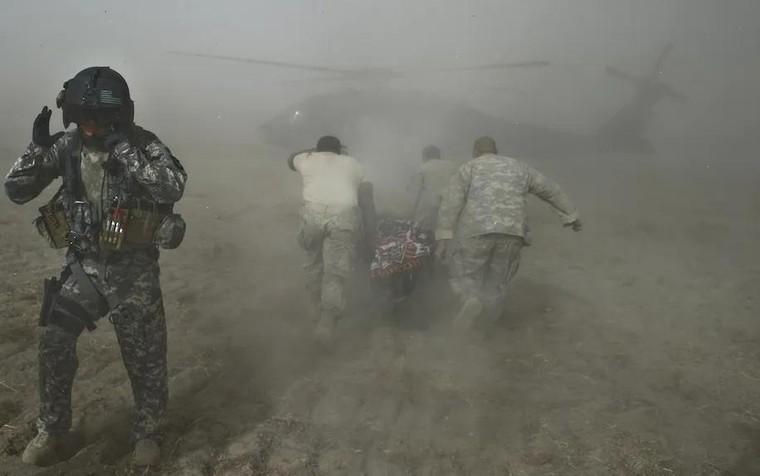 Dấu chấm hết cho cuộc chiến 'mơ hồ' tại Afghanistan ảnh 1