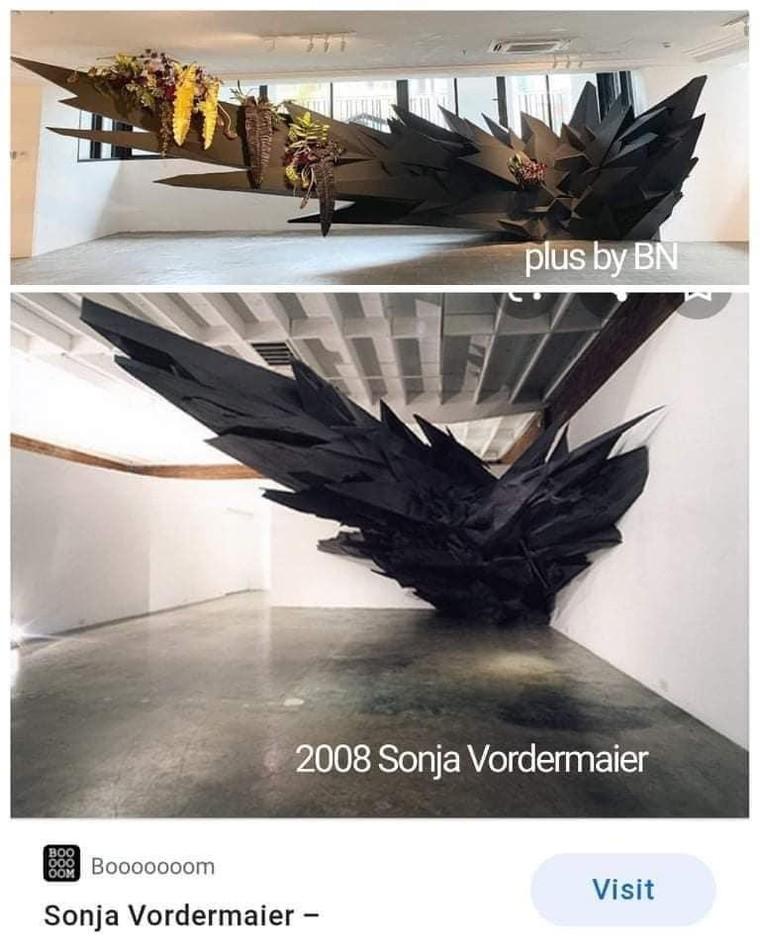 Bảo Nam 'kế thừa' tới 7 tác phẩm của người khác, bao gồm cả... hàng mỹ nghệ Taobao ảnh 4