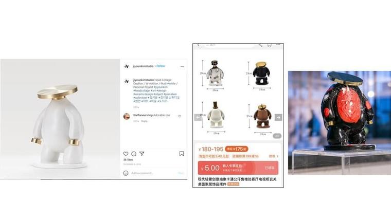 Bảo Nam 'kế thừa' tới 7 tác phẩm của người khác, bao gồm cả... hàng mỹ nghệ Taobao ảnh 5