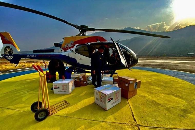 Chiến dịch tiêm chủng 'thần tốc' của Bhutan ảnh 1