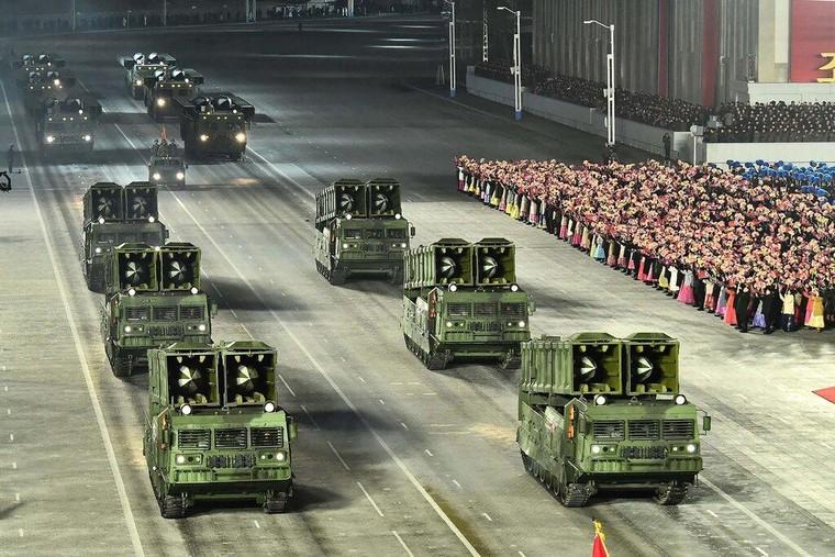 'Sóng ngầm' trong cuộc chạy đua vũ trang tại Bán đảo Triều tiên ảnh 2