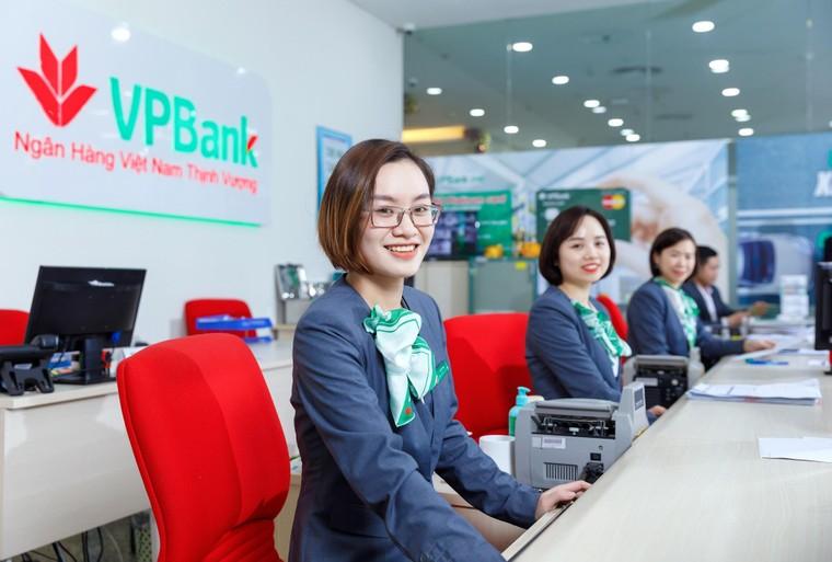 VPBank tăng trưởng vượt kế hoạch trong quý đầu năm ảnh 2