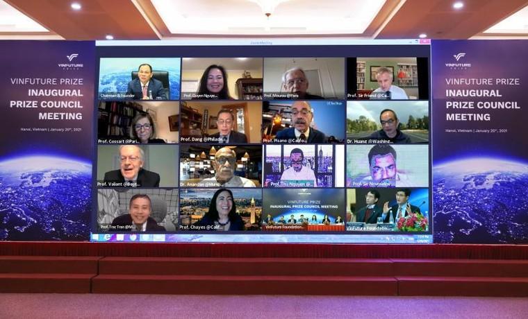 Kênh CNN quảng bá giải thưởng VinFuture trên toàn cầu ảnh 1