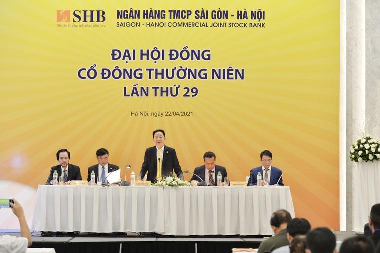 SHB đặt mục tiêu số 1 về hiệu quả kinh doanh và công nghệ ảnh 1