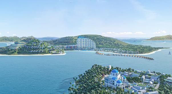 Everland Group khởi động Tổ hợp Xuân Đài Bay và Crystal Holidays Marina Phú Yên ảnh 5