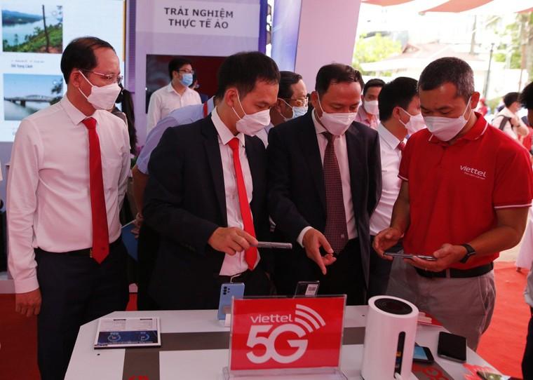 Viettel khai trương mạng 5G tại Thừa Thiên-Huế ảnh 2