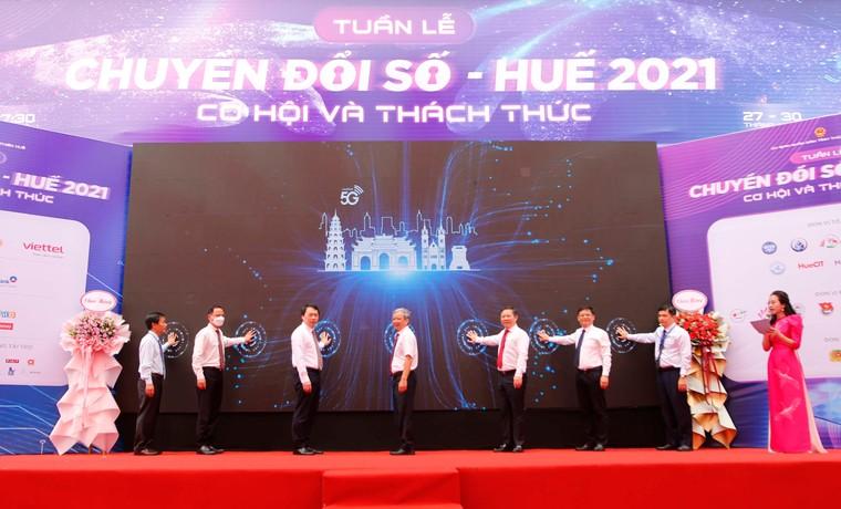 Viettel khai trương mạng 5G tại Thừa Thiên-Huế ảnh 1