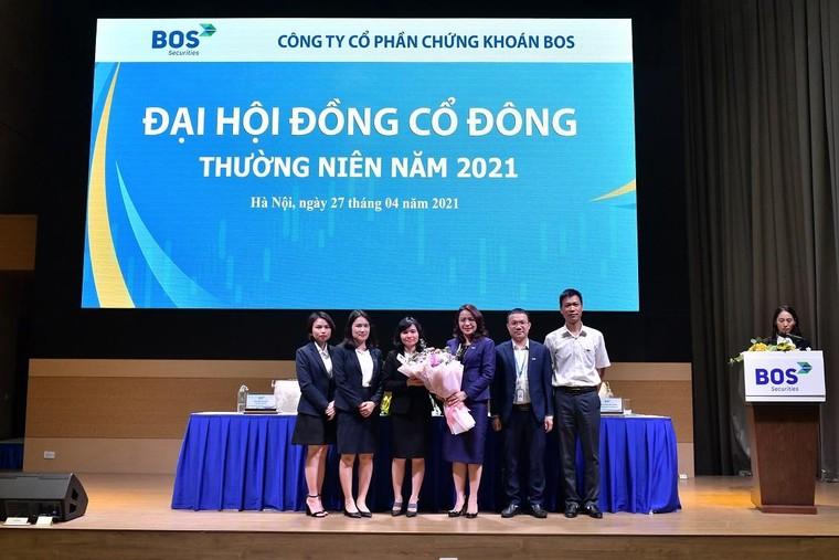 Đại hội đồng cổ đông BOS 2021: Đẩy mạnh chuyển đổi số, mục tiêu lãi 60 tỷ trước thuế ảnh 2
