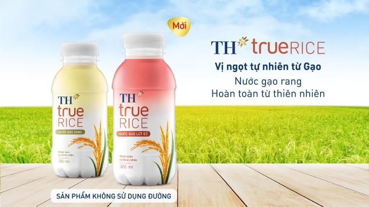 Nước gạo lứt đỏ TH true RICE: Sản phẩm đột phá, tốt cho sức khỏe ảnh 2