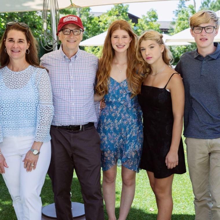 Số phận khối tài sản khổng lồ của gia đình Gates ảnh 1