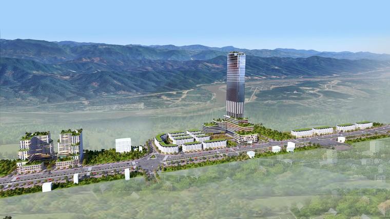 T&T Group khởi công xây dựng tòa tháp cao nhất khu vực Tây Bắc ảnh 1