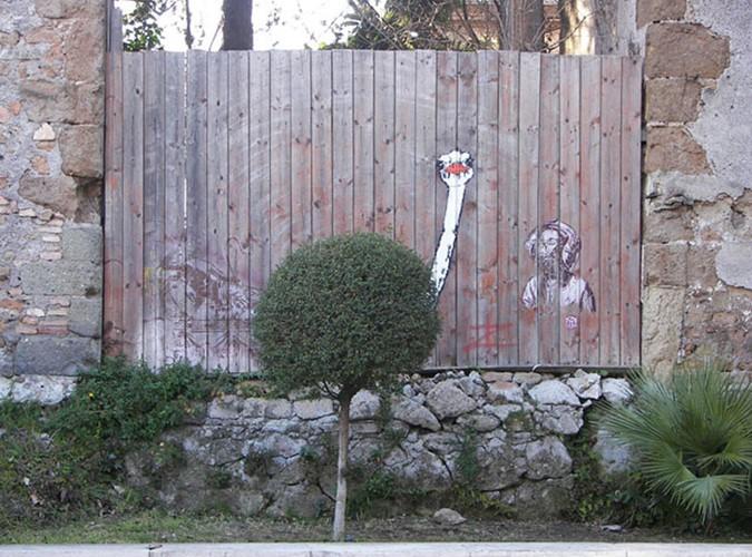 Những tác phẩm nghệ thuật đường phố khiến bạn yêu đời hơn ảnh 3