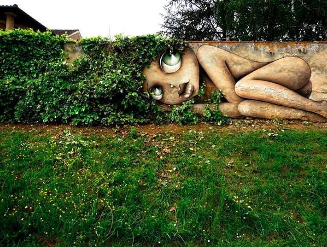 Những tác phẩm nghệ thuật đường phố khiến bạn yêu đời hơn ảnh 2