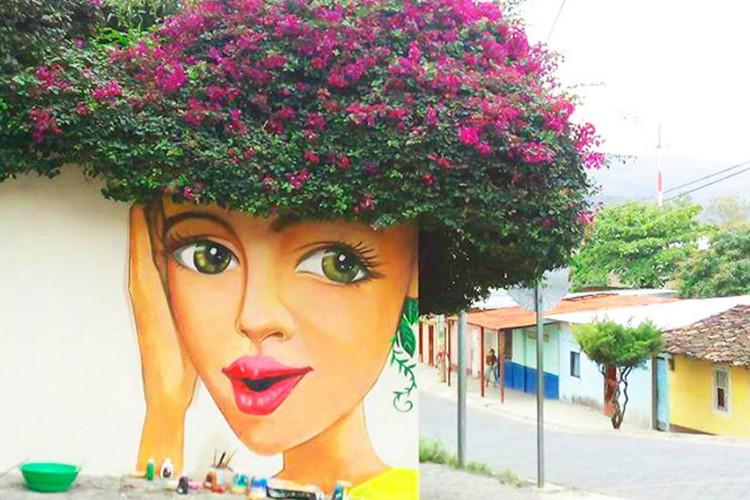 Những tác phẩm nghệ thuật đường phố khiến bạn yêu đời hơn ảnh 5