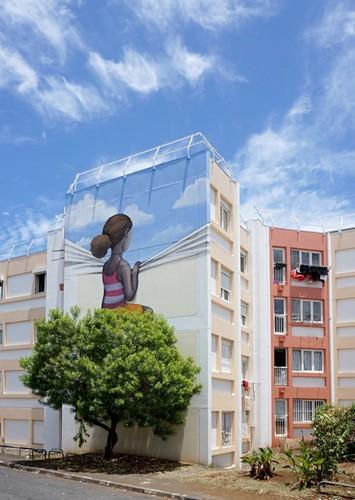 Những tác phẩm nghệ thuật đường phố khiến bạn yêu đời hơn ảnh 8