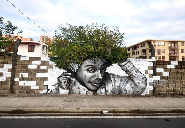 Những tác phẩm nghệ thuật đường phố khiến bạn yêu đời hơn ảnh 9
