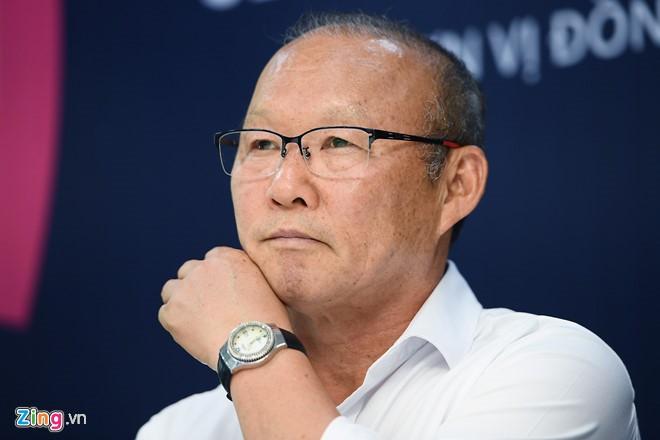 Bóng đá Việt Nam và nguy cơ để mất HLV Park Hang-seo ảnh 2
